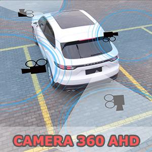 Camera 360 AHD